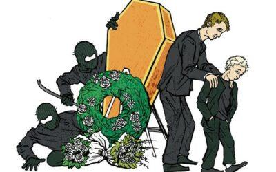 Inbrekers slaan vaker toe tijdens begrafenissen; politie vraagt hulp van publiek